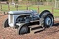 Ferguson tractor, Tam oShanter Farm (geograph 4905411).jpg