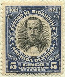 Fernando Chamorro Alfaro Nicaraguan general