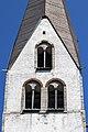Fiestras da torre da igrexa de Garde.jpg