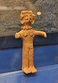 Figureta de terracota, Puig des Molins (Eivissa), museu de Prehistòria de València.JPG