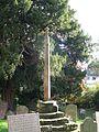Fillongley Churchyard Cross.JPG