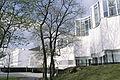 Finlandia-talo lantinen julkisivu western facade Matti Tirri.jpg