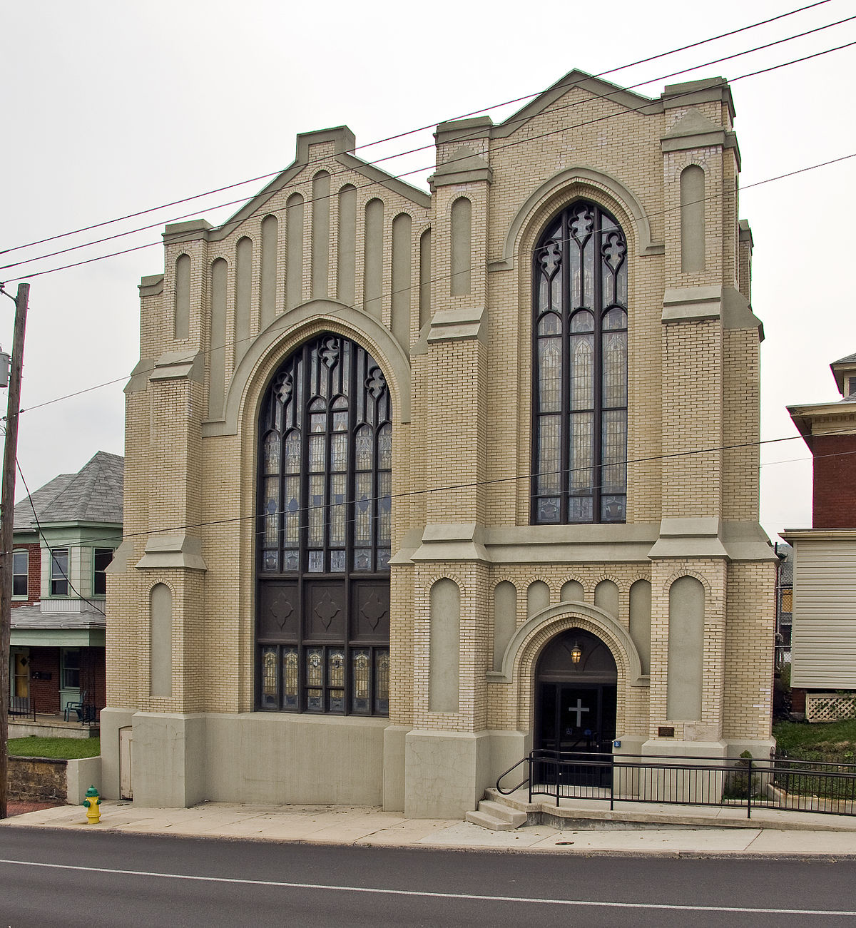 First Baptist Church Cumberland Maryland Wikipedia