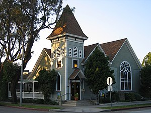First Baptist Church of Orange - Image: First Baptist Church of Orange