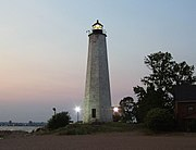 Five Mile Point Lighthouse - New Haven CT