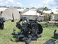 FlaK 38 anti-aircraft gunh during the VII Aircraft Picnic in Kraków.jpg