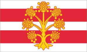 Westmorland - Image: Flag Of Westmorland