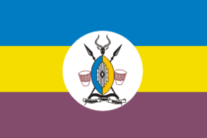 Busoga - Image: Flag of Busoga (royal standard)