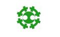 Flag of Former Esashi Hokkaido (Soya).png