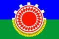 Flag of Kuyashskoe (Chelyabinsk oblast).png
