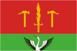 Taldom - Image: Flag of Taldom (Moscow oblast)