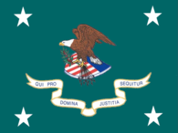Flag of the United States Associate Attorney General.png