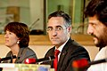 """Flickr - Convergència Democràtica de Catalunya - Ramon Tremosa a la presentació de """"Spain's secret conflict"""" de Joel Joan, al Parlament Europeu (1).jpg"""