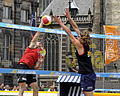 Flickr - NewsPhoto! - Jiba beachvolleybal.jpg