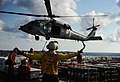 Flickr - Official U.S. Navy Imagery - A helicopter conducts an ordnance transfer with USS George H.W. Bush.jpg