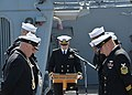 Flickr - Official U.S. Navy Imagery - The honor guard bow their heads during a burial at sea ceremony..jpg