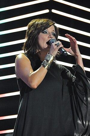 Martina McBride discography - Martina McBride in concert, 2010.