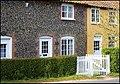 Flint Faced Cottage - geograph.org.uk - 1599534.jpg