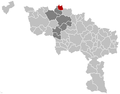 Flobecq Hainaut Belgium Map.png
