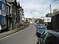 Flower decoration - Court Street Moretonhampstead - geograph.org.uk - 913602.jpg
