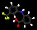 Flufenamic acid-3D-balls.png