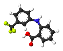 Flufenamic acido-3D-balls.png