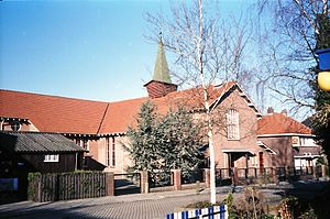 Reformed Congregations in the Netherlands (unconnected) - Church building in Veenendaal