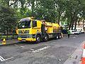 Foden 8wheeler at Soho Square 050.jpg