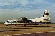 Fokker F27 d-aeld Marcel van Leeuwen 2-2002