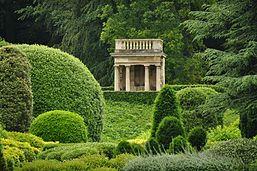 Good Folly In Brodsworth Hall Garden
