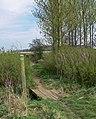 Footpath near Burton Lazars - geograph.org.uk - 779634.jpg