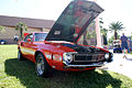 Ford Shelby Mustang 1969 GT500 428 CobraJet RSideFront Lake Mirror Cassic 16Oct2010 (14854248766).jpg