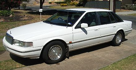1991–1993 Ford DC LTD - Ford Fairlane (Australia)
