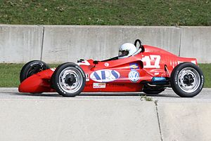 Sports Car Club of America - Formula Vee car of Rick Shields