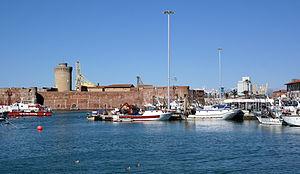 Fortezza Vecchia (Livorno).JPG