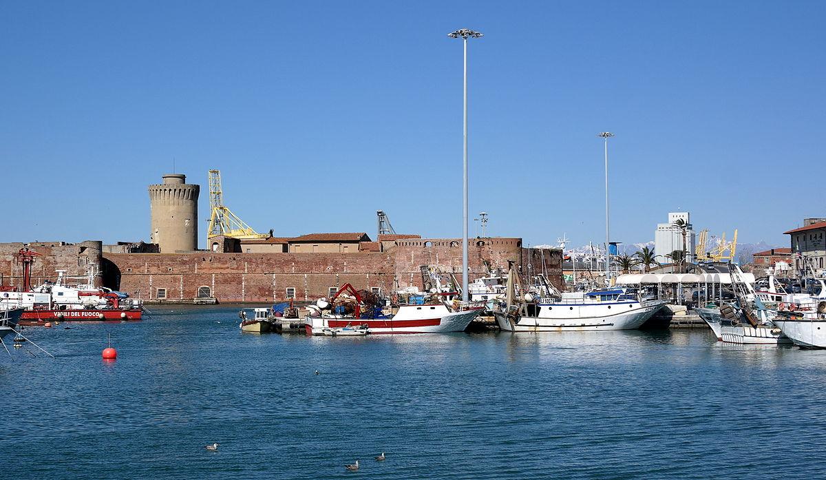Old Fortress, Livorno - Wikipedia