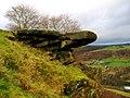 Foster's Stone, Calderdale - geograph.org.uk - 284636.jpg