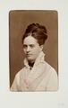 Fotografiporträtt på Hilda Bergman - Hallwylska museet - 107758.tif
