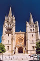 France Lozere Mende Cathedrale Parvis.jpg