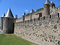 France cite de carcassonne rempart.jpg