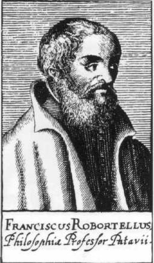 Francesco Robortello - Francesco Robortello.