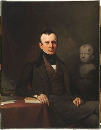 Francis Calley Gray - Francis Calley Gray, portrait by Francis Alexander