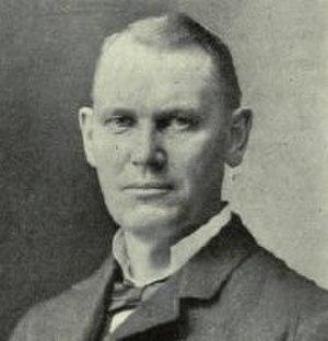 Frank Broadstreet Carvell - Image: Frank Broadstreet Carvell