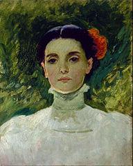 Portrait of Maggie Wilson