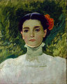 Frank Duveneck - Portrait of Maggie Wilson - Google Art Project.jpg