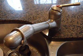 Kitchen Sink Faucet Leaking At Handle
