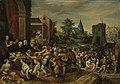 Frans Francken d. J. - Sieben Werke der Barmherzigkeit - 859 - Bavarian State Painting Collections.jpg