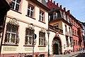 Fransciscaner buildings at Freiburg highly decorated - panoramio.jpg