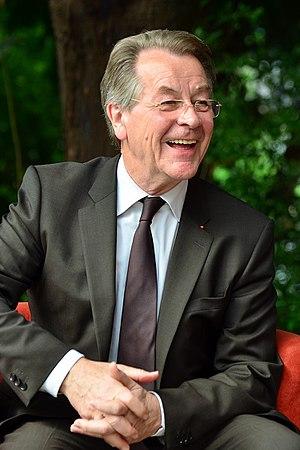 Franz Müntefering - Image: Franz Müntefering (SPD) (10584414364)