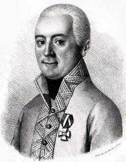 Franz Joseph, Marquis de Lusignan Austrian general
